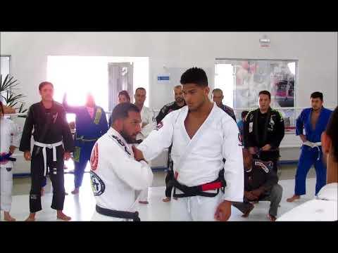 Jiu Jitsu Raiz Feu-Bjj Vs Mahamed Aly