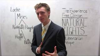 Natural Rights: A Libertarian Critique