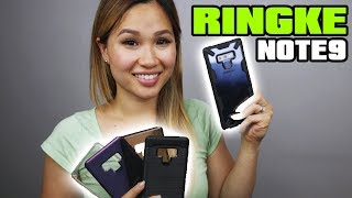 Samsung Galaxy Note 9 | Ringke Case Lineup