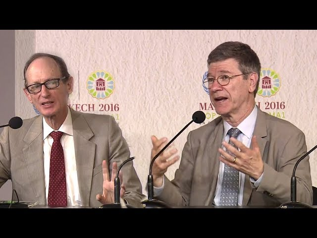 A Conversation with Jeffrey Sachs