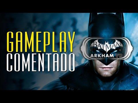 BATMAN ARKHAM VR   Gameplay en español   LaPS4