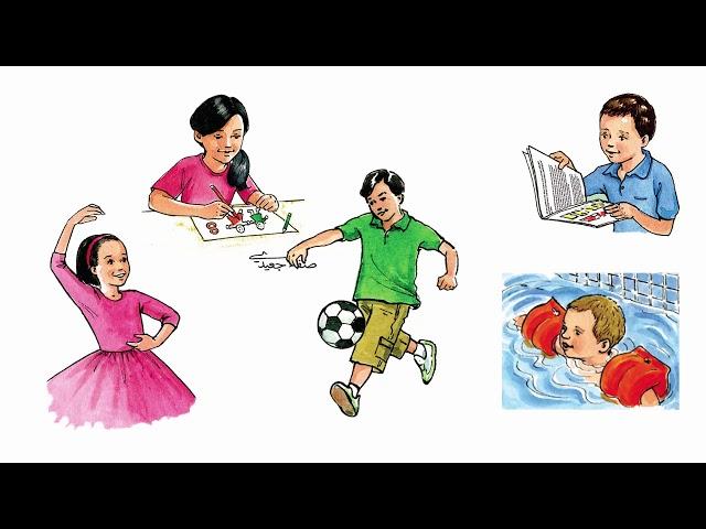 صفحة 8 و9 الفصل الأول الصف الرابع