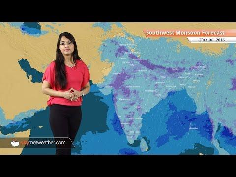 Monsoon 2016 Forecast for July 29: Uttar Pradesh, Bihar, West Bengal, Goa to receive good rains