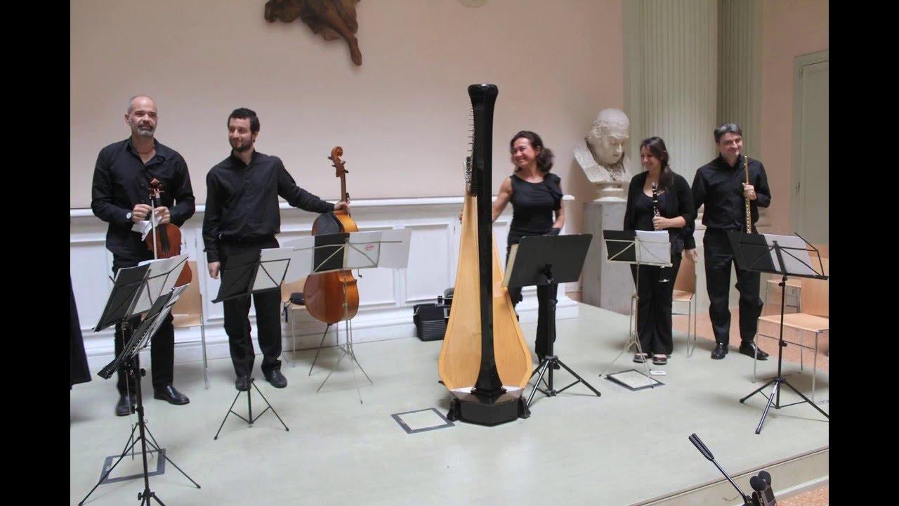 Ensemble Concordanze - Richard Wagner: Karfreitagszauber nella trascrizione originale