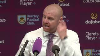 Dyche: europa league would be an unbelievable achievement