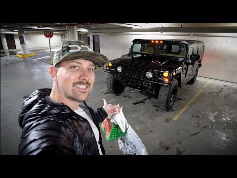 i-went-christmas-shopping-early!-*murdered-out-hummer-h1*