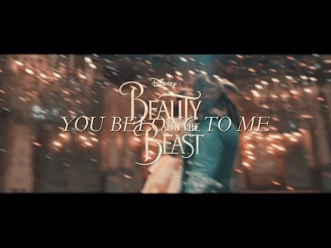 you belong to me » beauty and the beast