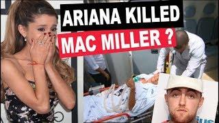 Ariana Grande Did Not Kill Mac Miller!!