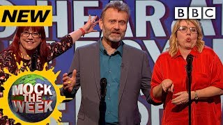 Unlikely things to hear at a wedding or funeral | Mock The Week - BBC