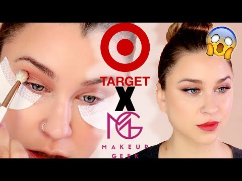 MAKEUP GEEK X TARGET EYESHADOW REVIEW! PAY OR PASS!? ! | Beauty Banter thumbnail