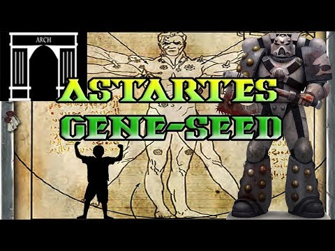 Space Marine Geneseed! Turning a boy into a Super Soldier !