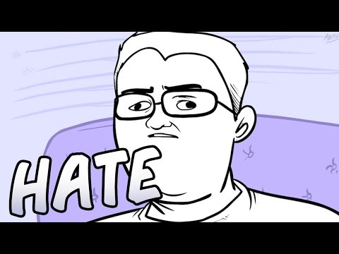 Thumbnail: I HATE PEWDIEPIE (Animated)