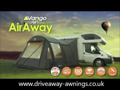 Vango AirAway Driveaway Awning