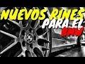 CAMBIO DE RINES AL BMW   ManuelRivera11