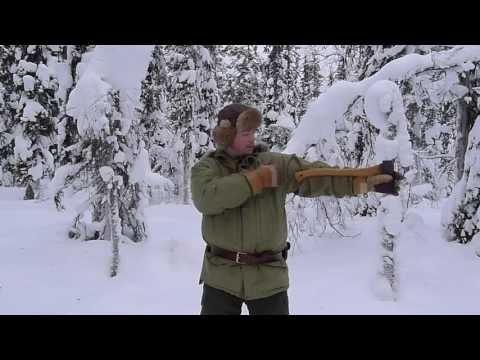 Choosing An Axe For Winter Camping And Travel