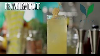 Veev Revive Lemonade Cocktail By Willy Shine