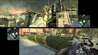Call Of Duty Modern Warfare 2 Spec Ops - Body Count - 3 Stars Co-op Splitscreen