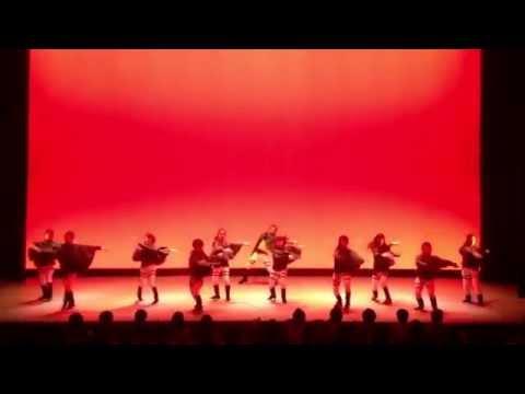 【大人数で踊ってみた】紅蓮の弓矢【らんにゃんず】