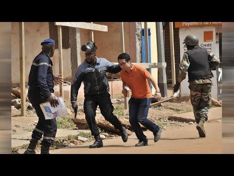 Atentado terrorista en un hotel de Mali dejan al menos 40 muertos