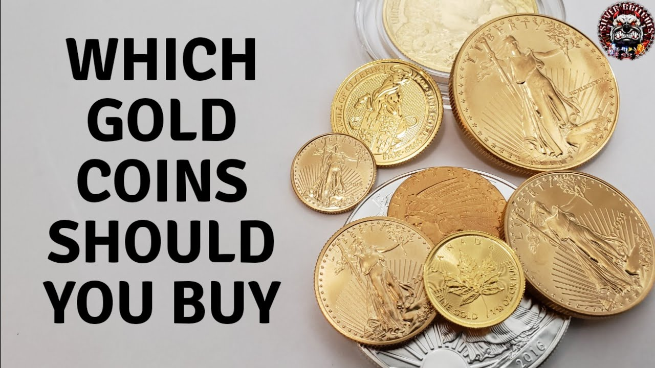 Which Gold Coins Should you Buy - YouTube