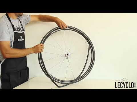 Chambre à air Michelin vélo 650 1//2 Ballon presta butyl