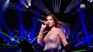 X Factor : Jennifer Lopez  - On The Floor