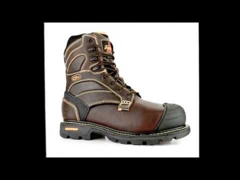 d31388300f3 Men's Thorogood 804-4459 Composite Toe Waterproof Work Boot @ Steel ...