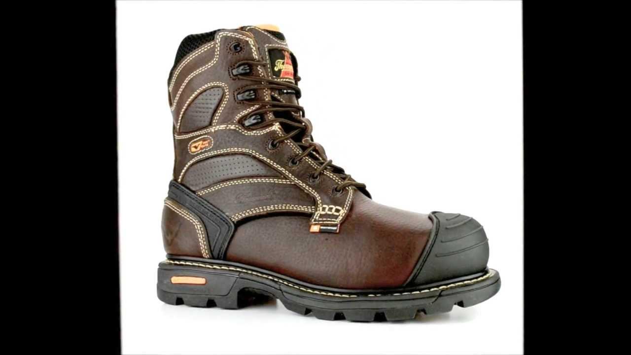 1788adafa49 Men's Thorogood 804-4459 Composite Toe Waterproof Work Boot @  Steel-Toe-Shoes.com