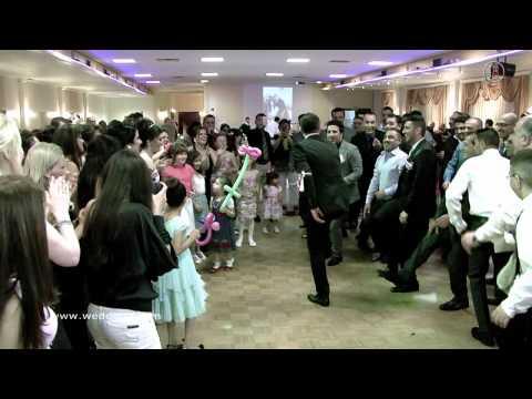Wedding dance Chikitita