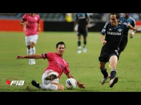 Dean Evans - Tackles & Goals - FIA Sports Management