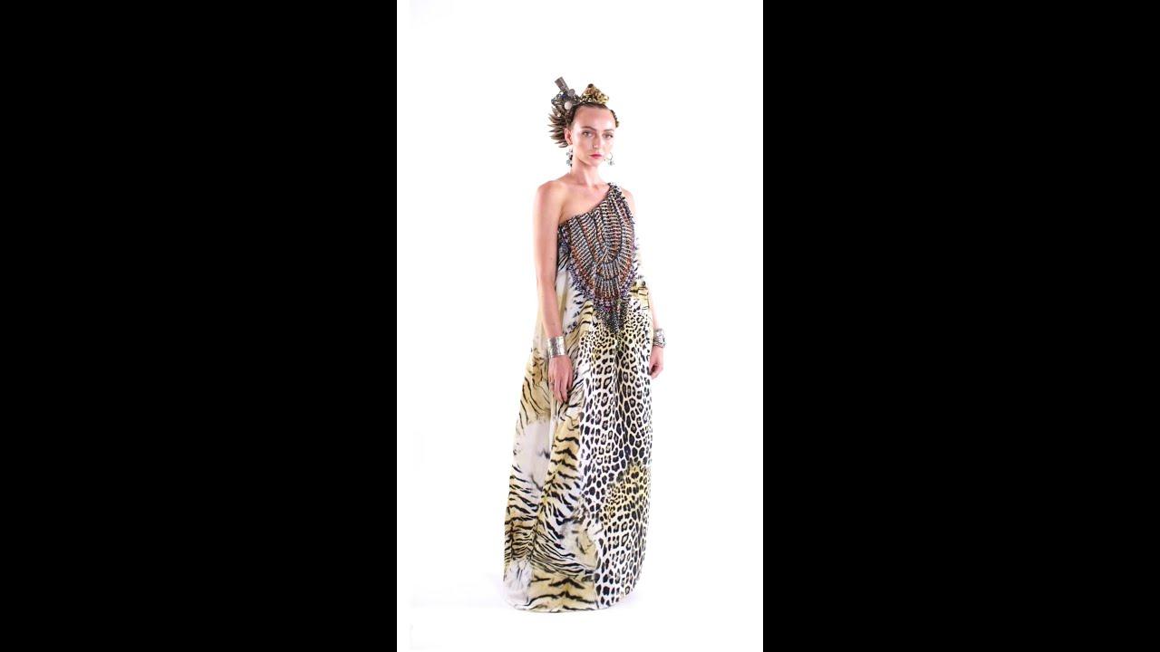 Camilla drawstring dress style guide