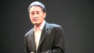 【MWC 2012】平井氏「ソニーでしかできないユーザー体験を提供できる」