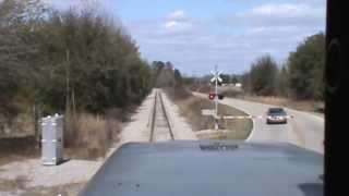 Shaw Air Force Base Railroad Cab Ride