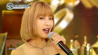 Sistar - Shake It (R&B Ver.)  @ Star Show 360