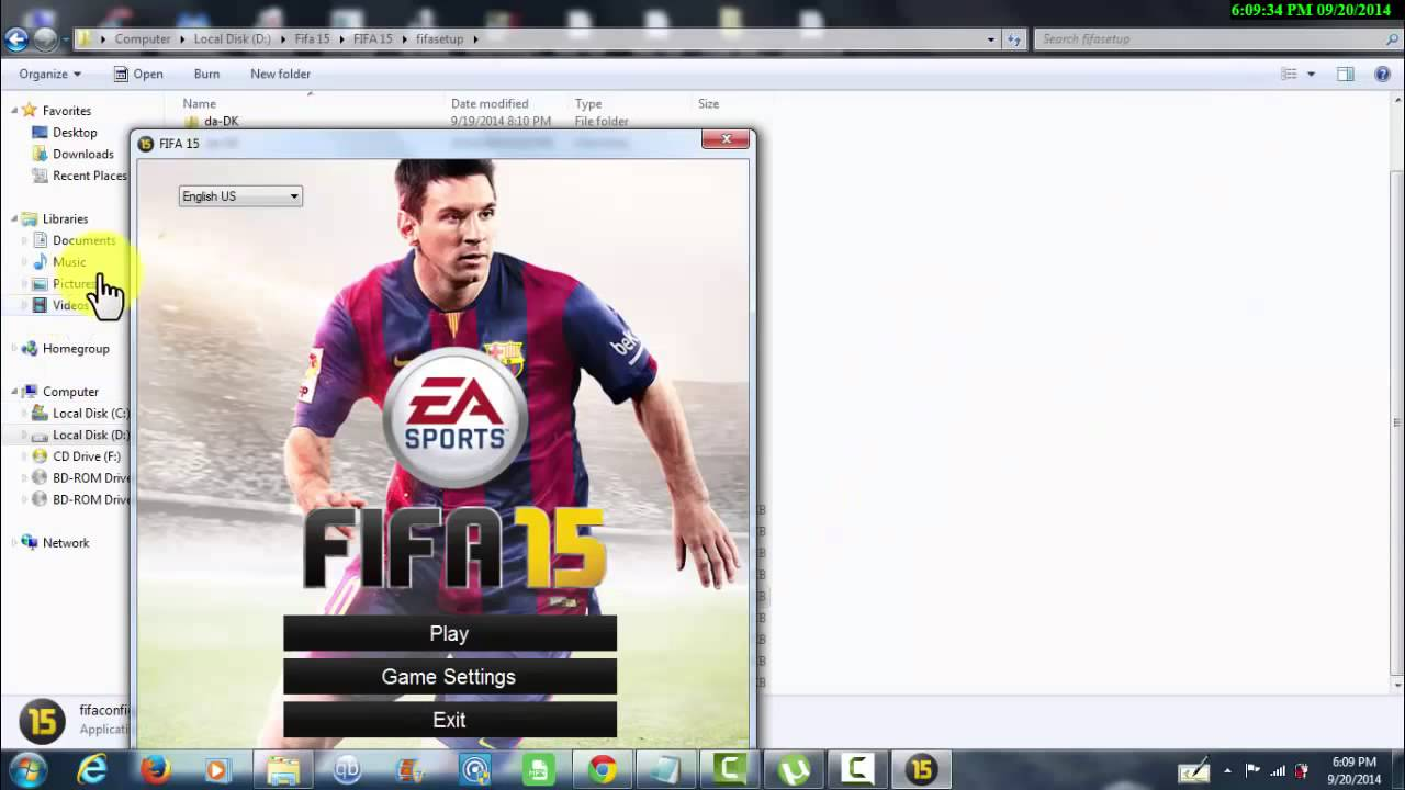 fifa 15 download without key