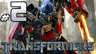Transformers: The Game - Autobot Campaign - PART 2 - Decepticons Win!