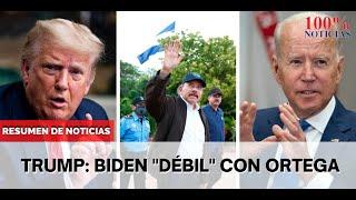 🔴 #LoÚltimo | Noticias de Nicaragua | Lo más destacado del 22 de Julio  2021