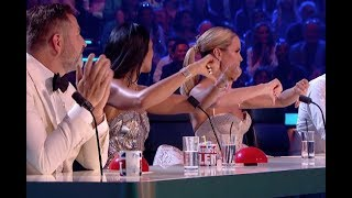 Ned Woodman Britain's Got Talent 2017 full audition