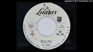 Download Al Casey - Willa Mae (Liberty 55117) MP3 song and Music Video