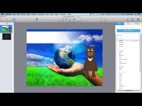 CrazyTalk Animator 2 Tutorial - Create Animated Effects in Powerpoint/Keynote
