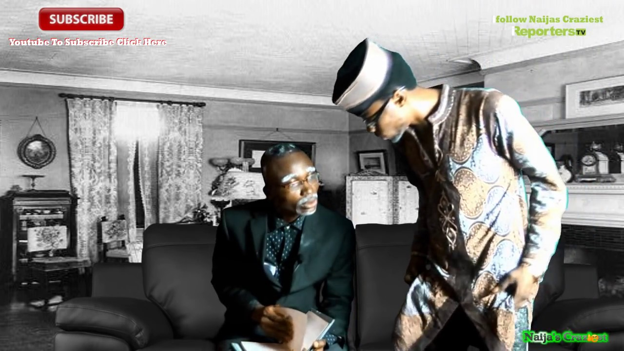 Download Buhari Visits Old School Teacher To Beg For His Certificate - Hilarious Parody
