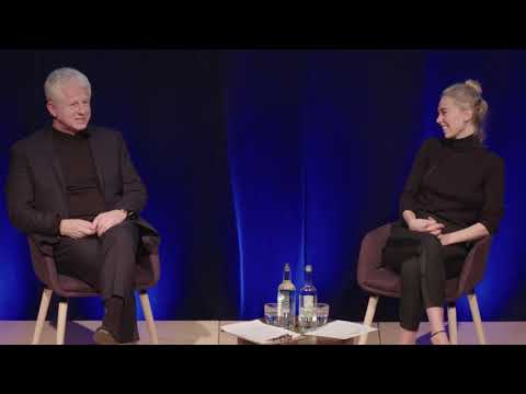 Richard Curtis explains why he likes to set his films in Britain