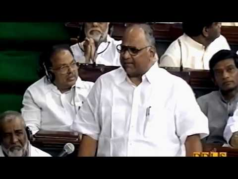 SHARAD PAWAR SPEECH IN CONFIDENCE MOTION