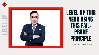How to Level Up with this Proven Success Principle with Jayson Lo