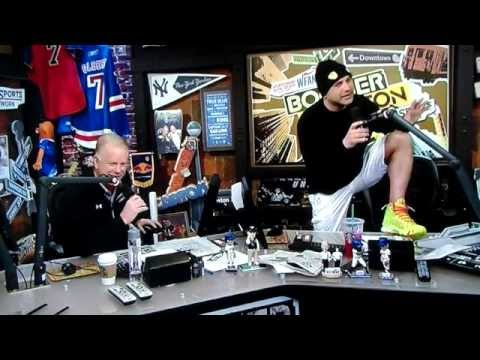 BobsBlitz.com ~ Caller rips Boomer Esiason for losing Super Bowl