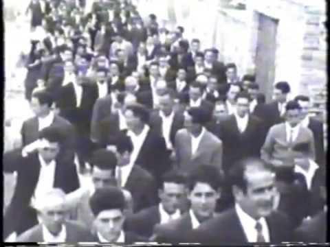 Magallón (Zaragoza), Fiestas de la CRUZ, años 50