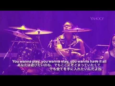 Demi Lovato / Really Don't Care (Japanese Lyrics)