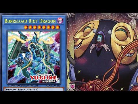 Borreload Riot Dragon