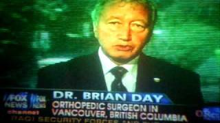 DR BRIAN DAY EXPOSES CANADIAN HEALTH CARE DEFICIENCIES