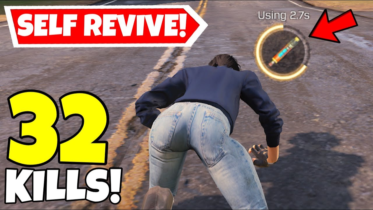 Download *NEW* SELF REVIVE GAMEPLAY IN CALL OF DUTY MOBILE BATTLE ROYALE!
